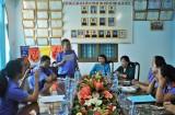"""Viện Kiểm sát nhân dân huyện Châu Thành tọa đàm """"Phụ nữ với công việc và cuộc sống gia đình"""""""