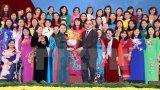 Bà Nguyễn Thị Thu Hà tái cử Chủ tịch Hội Liên hiệp Phụ nữ Việt Nam