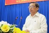 Đảng ủy khối Các cơ quan tỉnh Long An học tập, quán triệt Nghị quyết Trung ương lần thứ 4 (khóa XII)