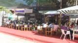 Long An: 2 gian hàng tham gia lễ hội cà phê Buôn Ma Thuột
