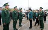 """Chủ tịch QH: """"Lấy lòng dân ở biên giới để bảo vệ vững chắc chủ quyền"""""""