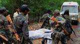 Phiến quân phục kích giết chết 12 cảnh sát dự bị Ấn Độ