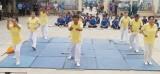 Cần Giuộc: Khai mạc Đại hội Thể dục - thể thao cấp cơ sở lần thứ VIII