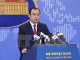 Phản ứng của Việt Nam trước Báo cáo nhân quyền của Hoa Kỳ
