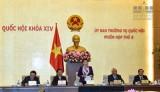 Khai mạc phiên họp thứ 8 Ủy ban Thường vụ Quốc hội