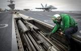 Mỹ rầm rộ triển khai thiết bị quân sự đến bán đảo Triều Tiên