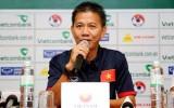 HLV Hoàng Anh Tuấn hài lòng khi U20 Việt Nam vào bảng nhẹ ở World Cup
