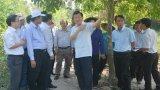 Nguyên Chủ tịch nước Trương Tấn Sang: Vận động hơn 2,3 tỉ đồng xây cầu giao thông tại huyện Đức Hòa