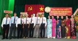 Ông Nguyễn Trung Kiên được bầu làm Chủ tịch Hội Cựu giáo chức TP.Tân An nhiệm kỳ 2016-2021