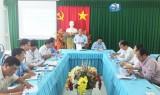 Đoàn ĐBQH tỉnh giám sát cải cách hành chính Nhà nước tại Sở VH-TH&DL và Sở TN&MT