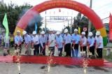 Cần Giuộc: Khởi công xây dựng đường Vĩnh Nguyên và Thầy Ba Lô