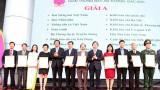 Khối báo chí TP.HCM đoạt giải Gian trưng bày ấn tượng Hội báo 2017