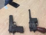 Phát hiện 2 khẩu súng ngắn có độ sát thương cao ở sân bay Tân Sơn Nhất