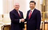 """Mỹ - Trung nhất trí hợp tác giải """"bài toán khó"""" Triều Tiên"""