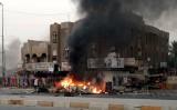 Đánh bom khủng bố ở Iraq làm 23 người chết, 45 người bị thương