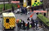 Vụ khủng bố London: Hung thủ là công dân Anh theo chủ nghĩa cực đoan