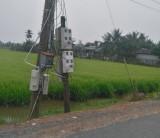 Xã Lợi Bình Nhơn, TP.Tân An: Còn 7 khu vực sử dụng điện tổ