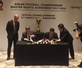 AFF Cup đổi nhà tài trợ và thể thức thi đấu