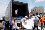 Hỗ trợ 180 hộ dân và 80 công nhân bị ảnh hưởng do vụ cháy ở Cần Thơ