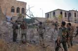 Quân chính phủ Syria đẩy lùi cuộc tấn công lớn của phe nổi dậy