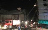 Cháy bùng phát trở lại tại Công ty Kwong Lung Meko Cần Thơ