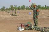 Huấn luyện chiến sĩ mới tại Tiểu đoàn Huấn luyện - Cơ động