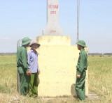 Quân - dân thực hiện tốt công tác bảo vệ đường biên, cột mốc