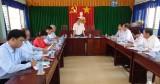 Phó Bí thư Thường trực Tỉnh ủy – Đỗ Hữu Lâm khảo sát mô hình Bí thư đồng thời là Chủ tịch UBND xã