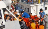 Tàu Hải Thành 26 bị tàu lạ đâm chìm ngoài khơi Vũng Tàu: 9 người vẫn mất tích