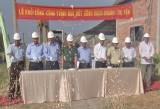 Cần Giuộc: Khởi công nạo vét kênh Rạch Chanh – Trị Yên