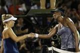 Venus đánh bại Kerber ở tứ kết Miami mở rộng