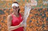 Đánh bại Wozniacki, Konta lần đầu vô địch Giải Miami mở rộng