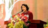 Phó Chủ tịch nước dự kỷ niệm 55 năm thành lập Học viện Báo chí