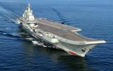 Trung Quốc sắp hạ thủy tàu sân bay tự đóng đầu tiên