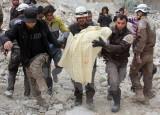 Số lượng người chết trong vụ tấn công hóa học tại Syria tăng mạnh