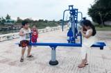 Công viên Kênh 28 - Nơi vui chơi, giải trí của người dân