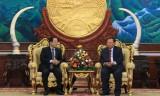 Việt Nam và Lào thắt chặt hơn nữa mối quan hệ đặc biệt