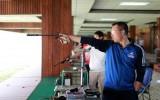 Hoàng Xuân Vinh giành HCV nội dung 50m súng ngắn bắn chậm