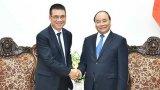 Thủ tướng tiếp Chủ tịch Tập đoàn SCG Thái Lan