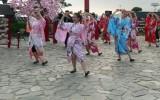Du khách lần đầu tiên trải nghiệm Lễ hội Mặt trời mọc ở Quảng Ninh