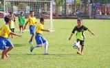 10 đội bóng tham gia tranh tài Giải bóng đá nhi đồng