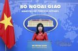Phản ứng của Việt Nam trước động thái của Philippines ở Biển Đông