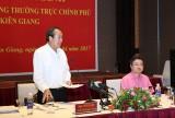 Nghiên cứu lập đơn vị hành chính - kinh tế đặc biệt Phú Quốc