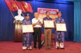 Long An: 3 nghệ nhân được trao bằng chứng nhận danh hiệu Nghệ nhân Dân gian