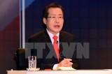 """Ứng viên Tổng thống Hàn Quốc công bố tầm nhìn """"cải cách quốc gia"""""""