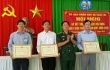 Xã Thái Trị chung tay bảo vệ an ninh biên giới: Mỗi người dân là một chiến sĩ
