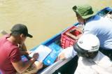 Kiến Tường xử lý 2 trường hợp dùng xung điện đánh bắt thủy sản