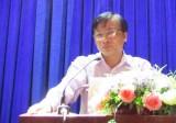 """Giáo sư, Tiến sĩ khoa học - Trần Ngọc Thêm nói chuyện chuyên đề """"Về xây dựng văn hóa con người Việt Nam"""""""