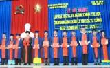 Long An: 85 học viên tốt nghiệp ngành Chính trị học