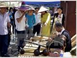 Không gian đa sắc màu tại ngày Văn hóa các dân tộc Việt Nam
